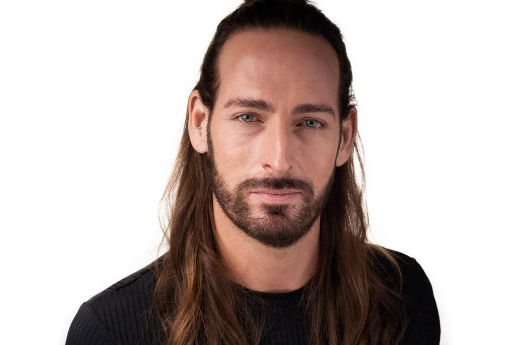 hair makeup headshot photography